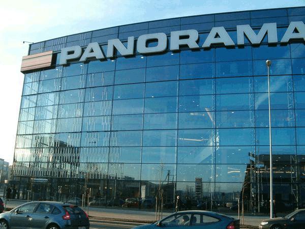 Торговый центр PANORAMA (Вильнюс)