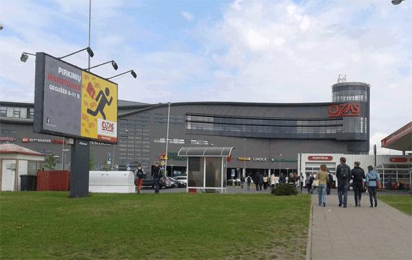 Торговый центр OZAS (Вильнюс)