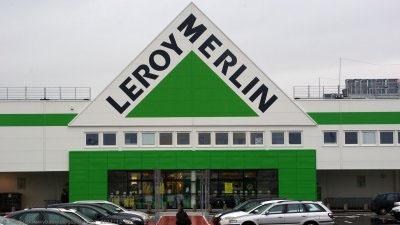 Строительный супермаркет Leroy Merlin в Белостоке