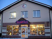 ?WIAT?O Mariusz Mnich - магазин светильников в Белостоке