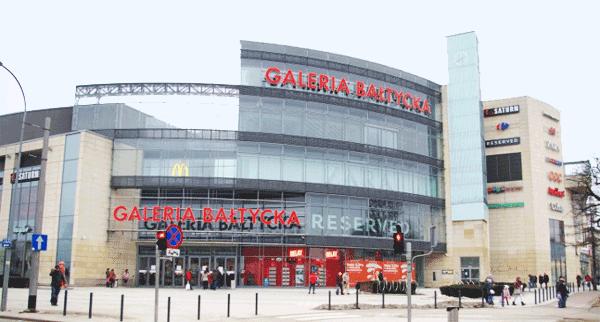Балтийская Галерея (Гданьск)