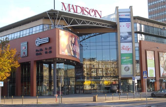 Centrum Handlowe Madison (Торговый Центр Мэдисон)