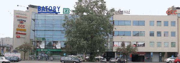Centrum Handlowe Batory Gdynia