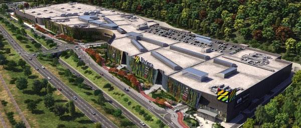 Торговый центр Riviera в Гдыне, Польша — Centrum Riviera