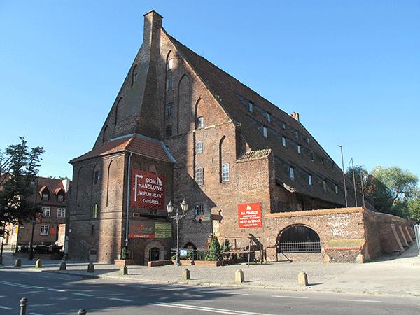 Galeria Handlowa Wielki Młyn Gdańsk