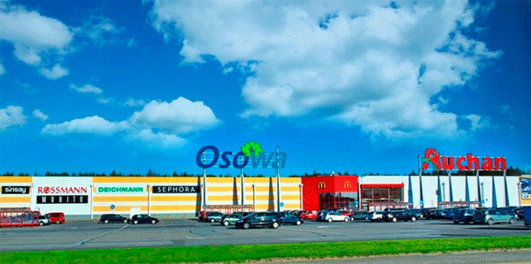 Centrum Handlowe Osowa Gdańsk (ТЦ Осова Гданьск)