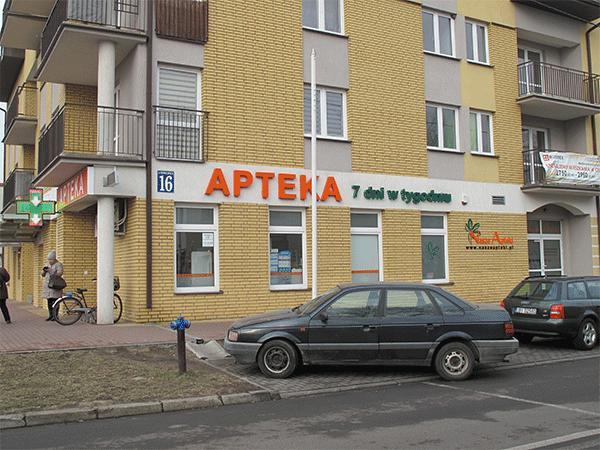 Apteka naszeapteki.pl Terespol